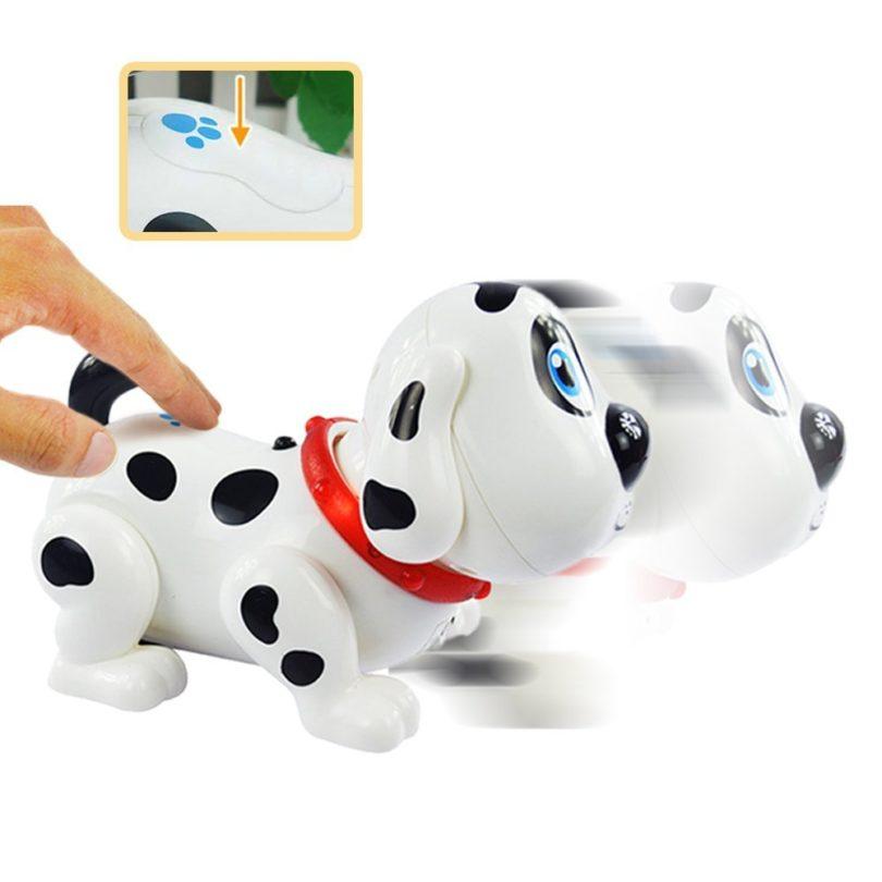 Harry chien robot électronique de compagnie 1