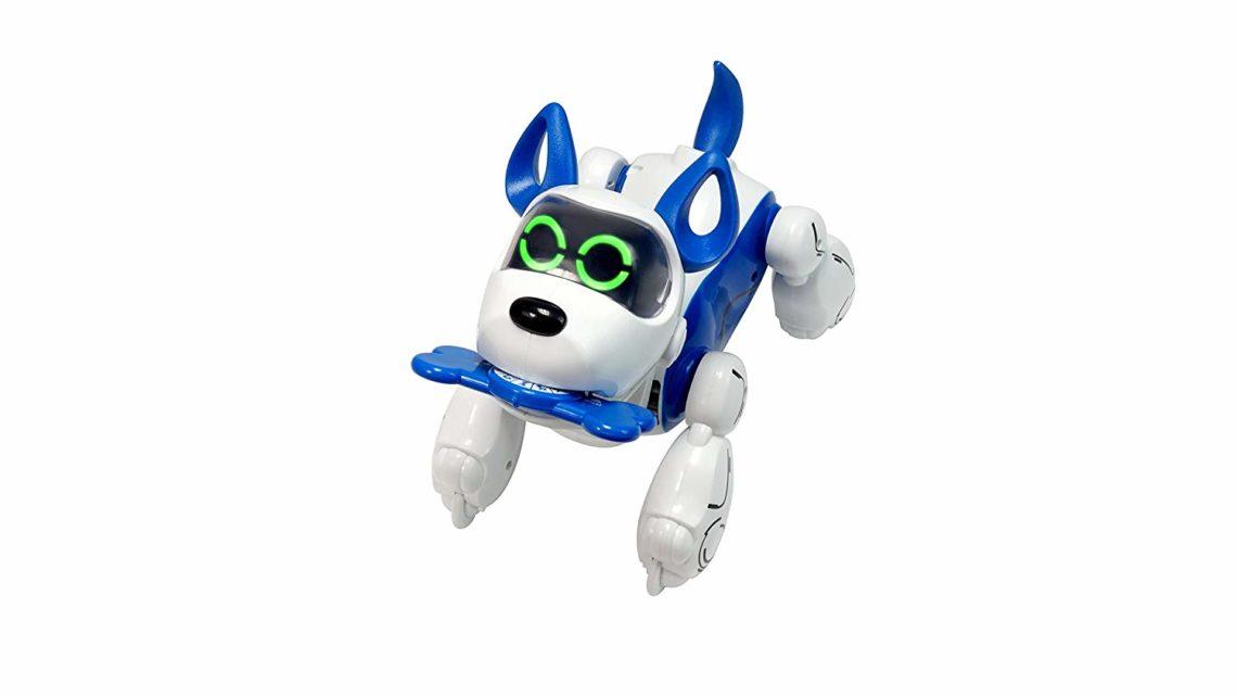 Silverlit Pupbo chien robot-1