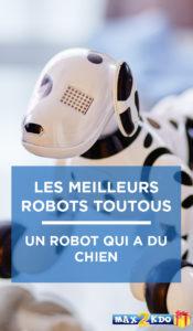 Les meilleurs chiens robots pour enfants