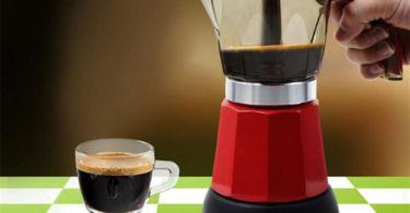 Meilleure cafetière italienne électrique Moka : test, avis, recommandations