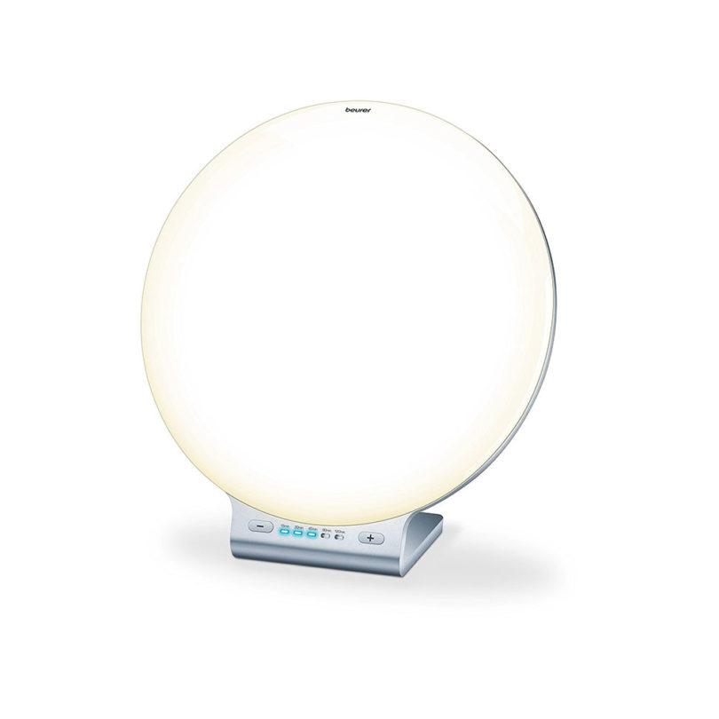 Beurer TL 70 Lampe de luminothérapie allumée