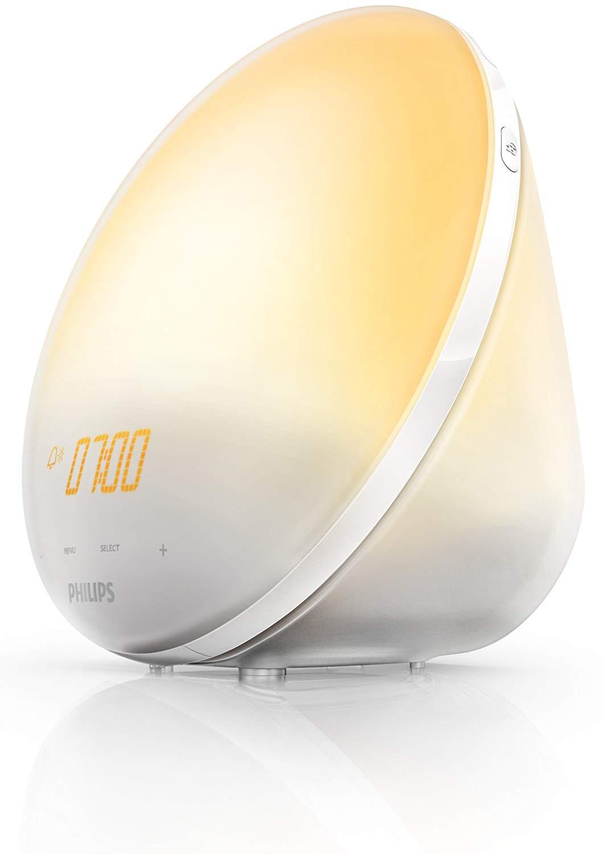 Philips - HF351001 - Réveil Eveil Lumiere 2