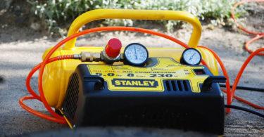 Test comparatif : le meilleur compresseur à air silencieux