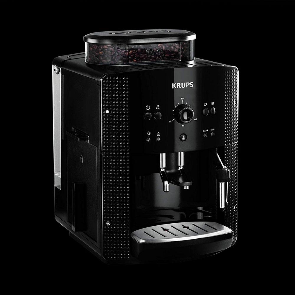 Krups Espresso Automatic EA8108 : cafetière expresso