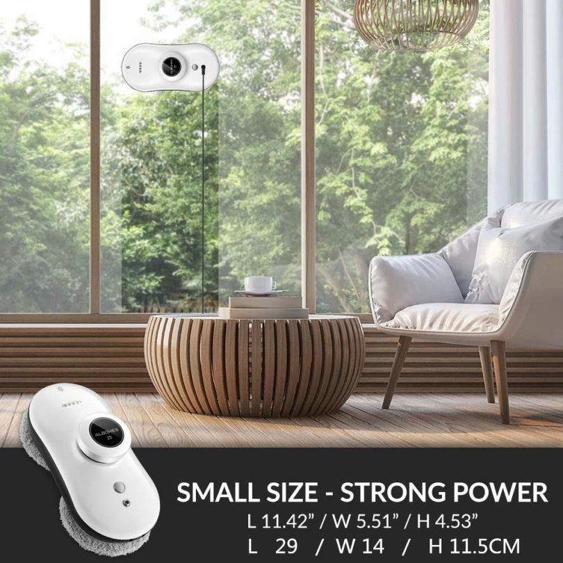 Albohes Z5 robot nettoyeur de vitres - 5