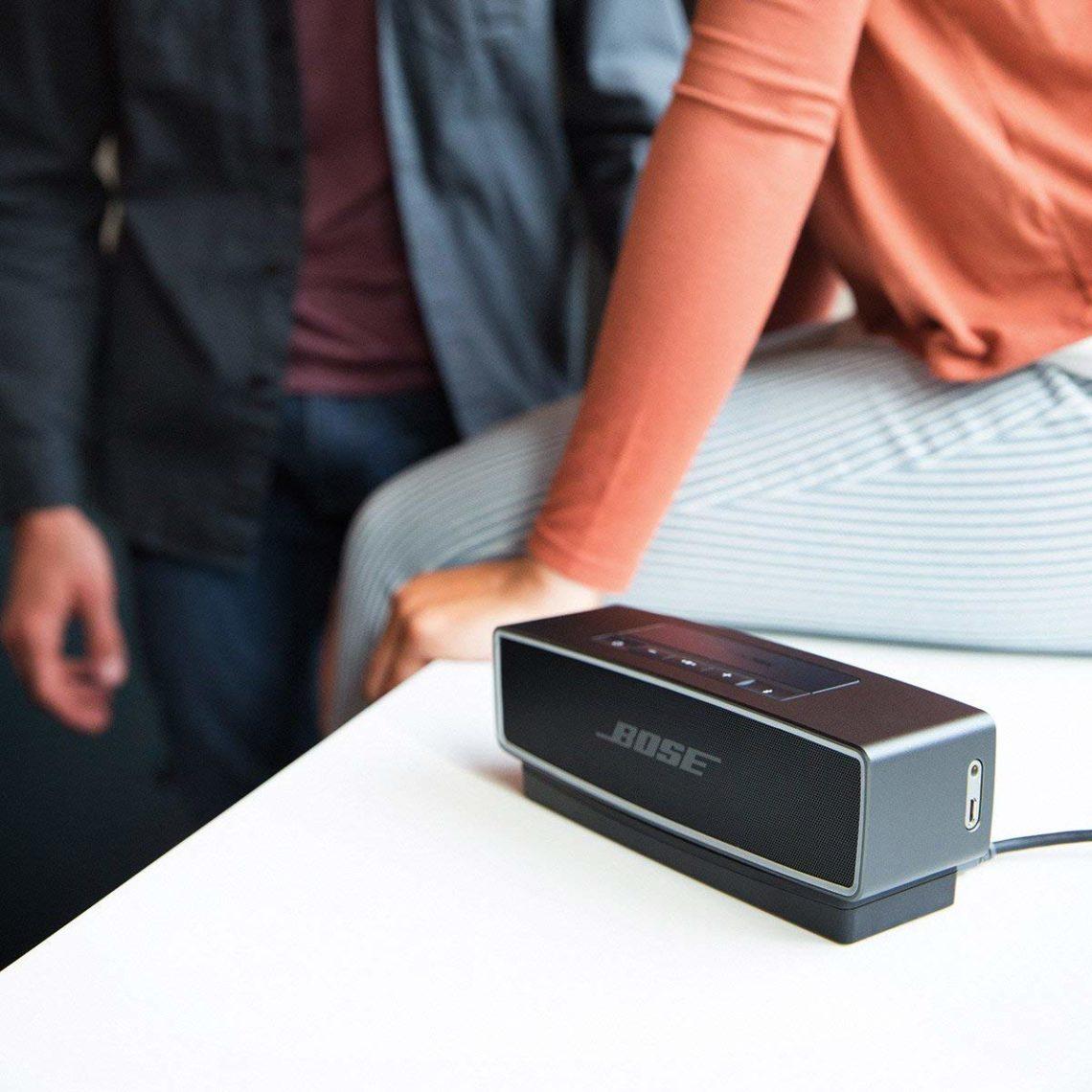 Bose Enceinte Bluetooth SoundLink Mini II -haut-parleur portable- musique