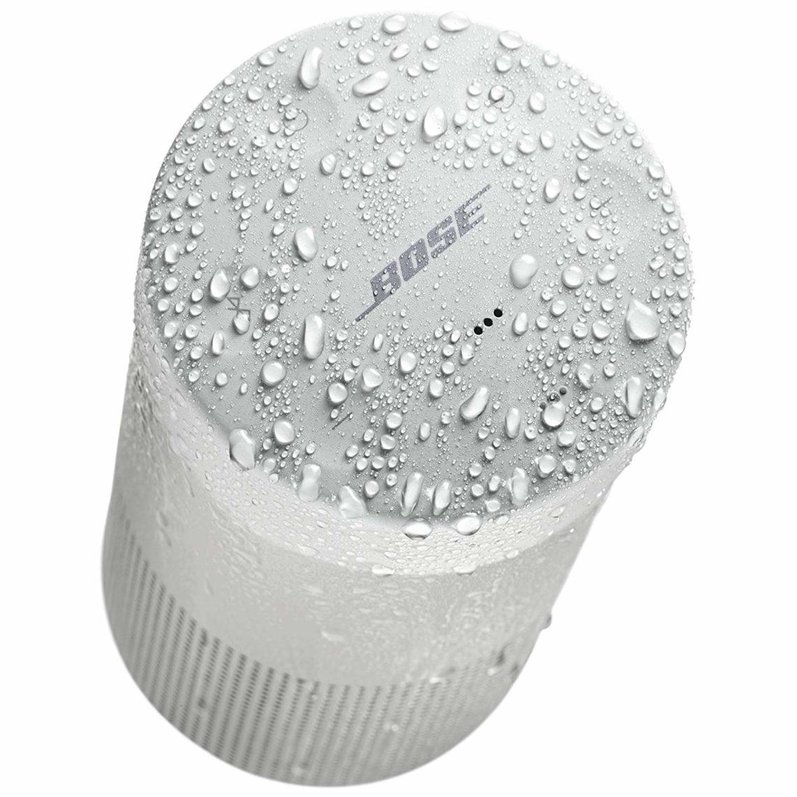 Bose SoundLink Revolve Enceinte Haut-parleur Bluetooth waterproof