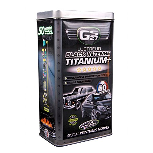 GS27 CL160250 Coffret Lustreur Titanium Black Intense - 1