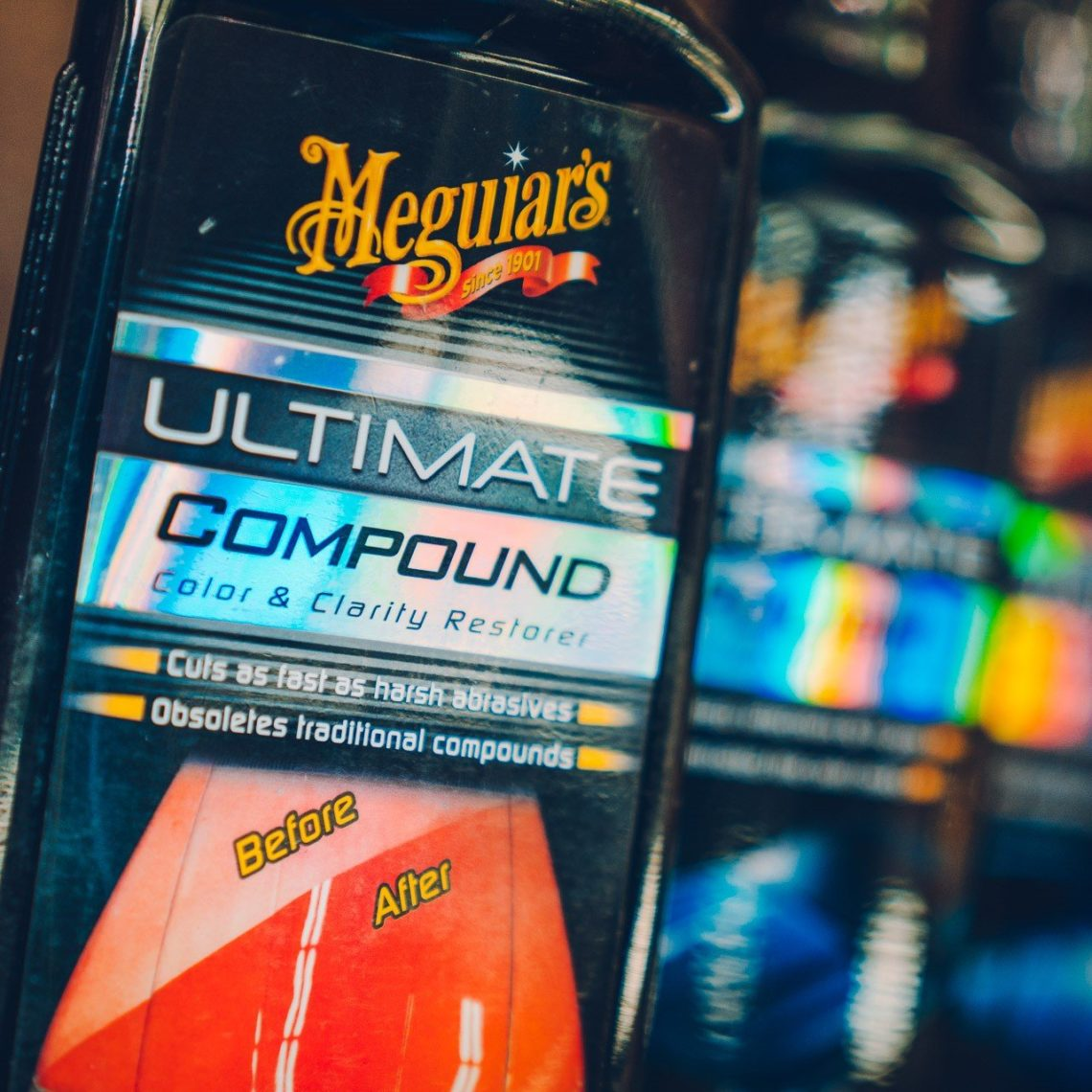 Meguiar's ME G17216 Ultimate Compound - 6