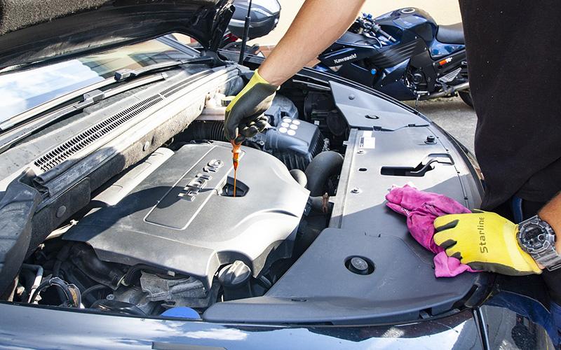Meilleure huile moteur vérification