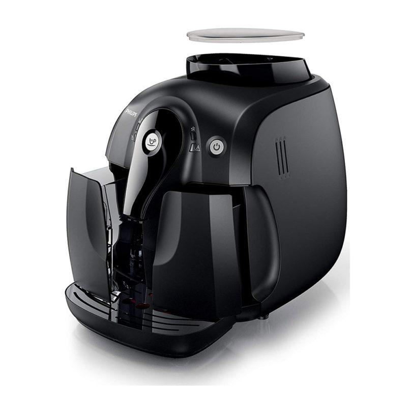 Philips HD865001 Machine Espresso Super Automatique Série 2000 : éléments amovibles et lavables