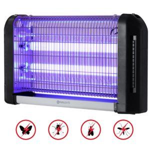 YUNLIGHTS lampe anti moustique et anti insectes UV intérieur et extérieur -1