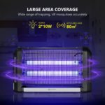 YUNLIGHTS lampe anti moustique et anti insectes UV intérieur et extérieur -2
