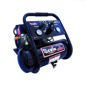 Cevik Pro6Silent Compresseur silencieux 6 l 1Hp