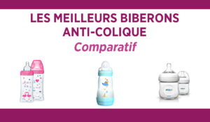 Comparatif des meilleurs biberons anti-colique