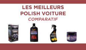Comparatif des meilleurs polish pour voiture