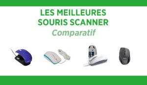 Comparatif des meilleures souris scanner