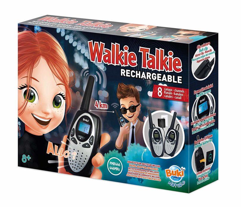 Buki - TW02 - Talkie Walkie Rechargeable-1