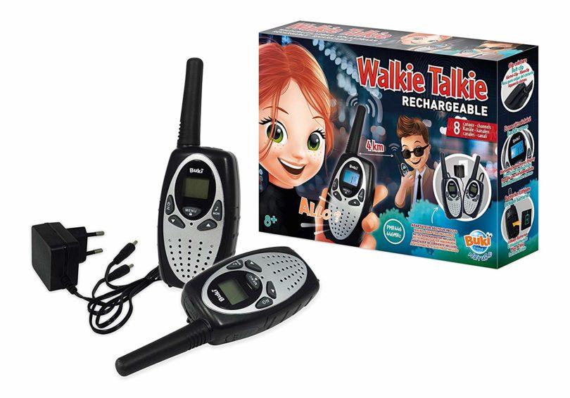 Buki - TW02 - Talkie Walkie Rechargeable-2