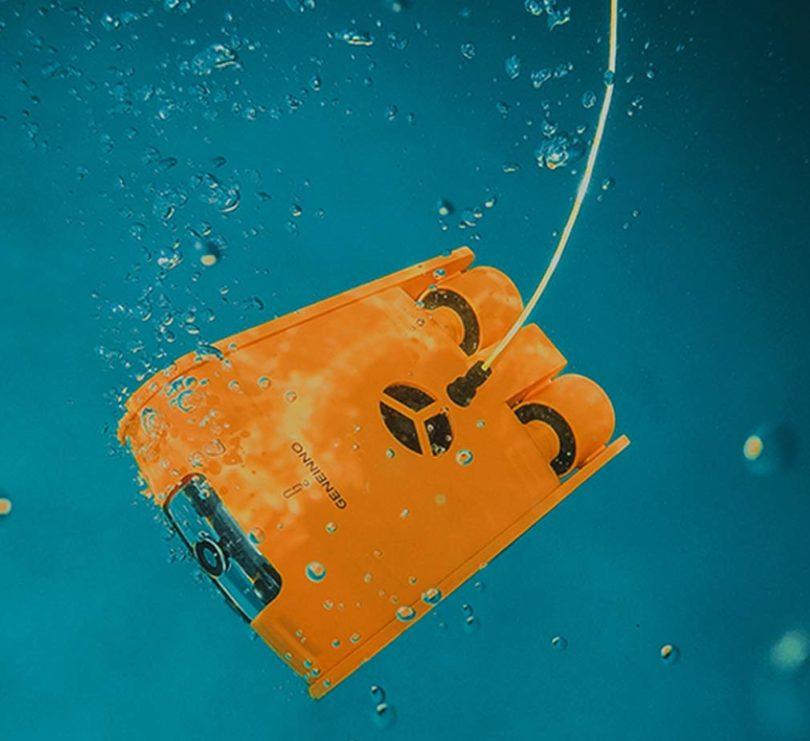 HYLH Drone sous-Marin caméra plongée nautique pour adulte - 2