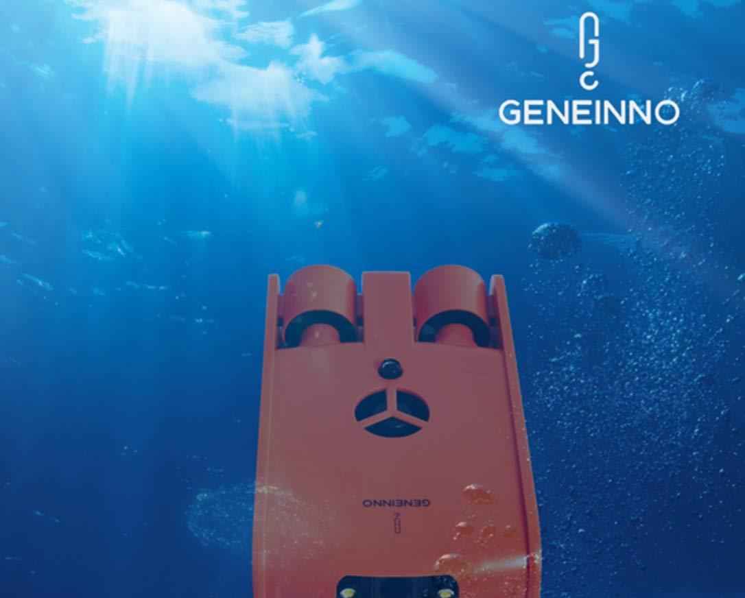 HYLH Drone sous-Marin caméra plongée nautique pour adulte - 6