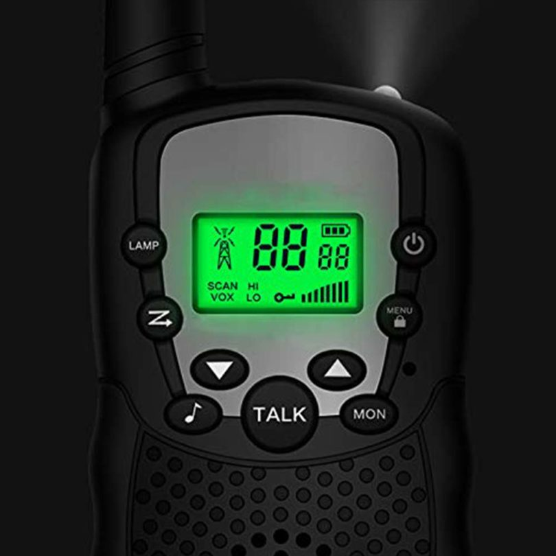 QZT T388 Talkies Walkies Enfants PMR446 - 5
