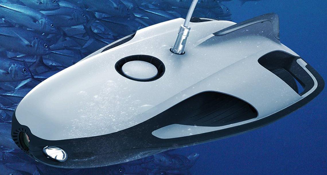 Meilleur drone sous marin : guide d'achat comparatif, test, avis