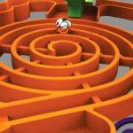 Perplexus labyrinthe 3D original