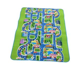 Luwu-Store – tapis d eveil circuits voiture mousse