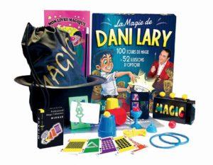 Megagic - La Magie de Dani Lary - 100 Tours de magie + 52 Illusions d'optique