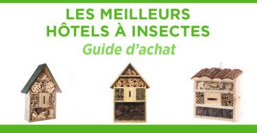 Meilleur hôtel à insectes
