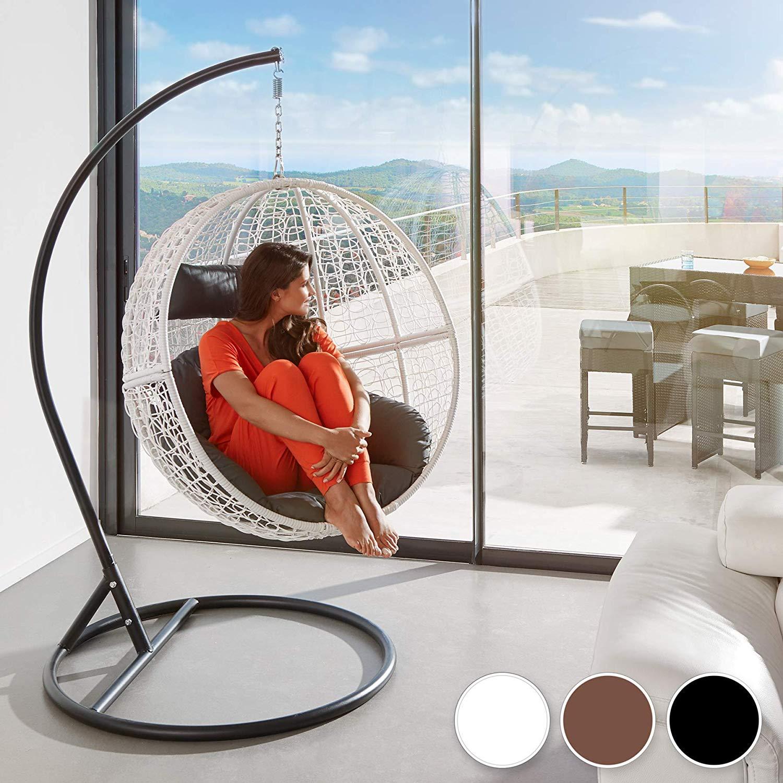 Meilleurs fauteuils suspendus : notre comparatif - MAX2KDO