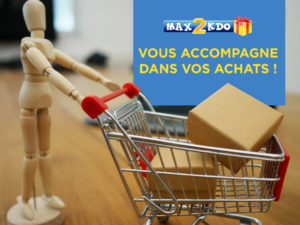 Max2kdo vous accompagne dans vos achats - guide d'achat comparatif