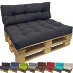 Set Tino Lounge coussins de palettes – PROHEIM