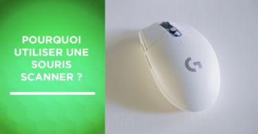 Les avantages de la souris scanner