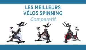 Les meilleurs vélos spinning