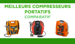 Comparatif des meilleurs compresseurs portatifs