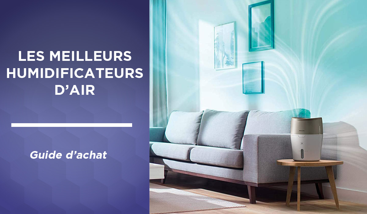 meilleurs humidificateurs d'air